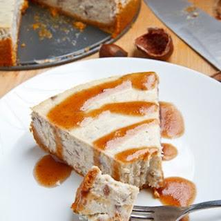 Chestnut Cheesecake.