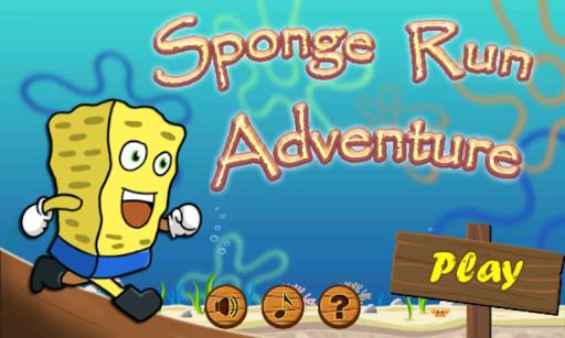 Sponge Run Bob Adventure