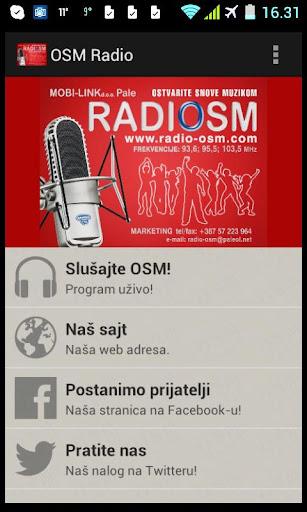OSM Radio
