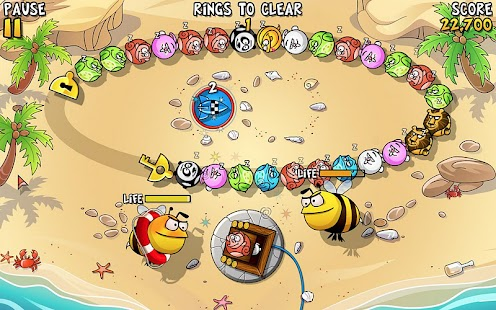 Crazy Rings-Funniest Game Ever- screenshot thumbnail