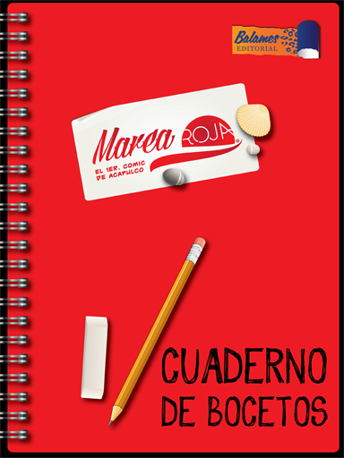 Marea Roja: Sketchbook
