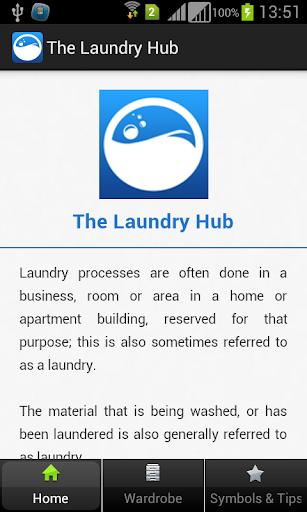 The Luandry Hub