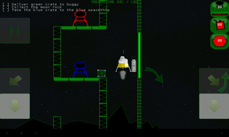 Lunar Commander Lite - screenshot