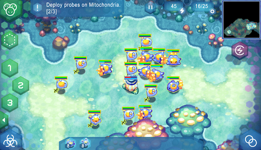 Amoebattle Screenshot 11