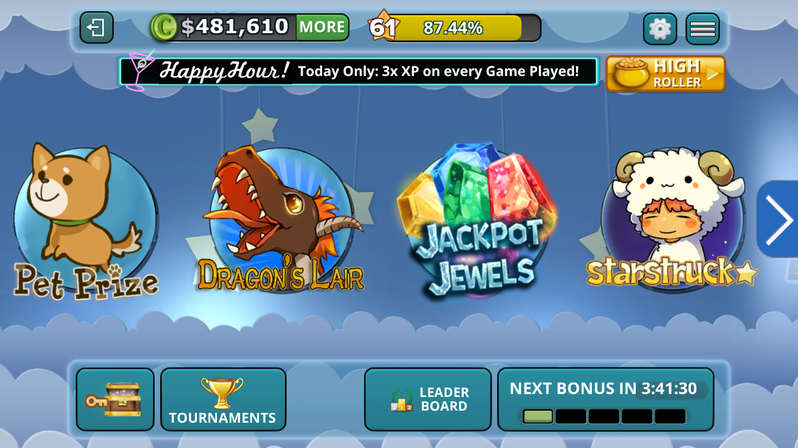 Slots Heaven™ HD Slot Machines - screenshot