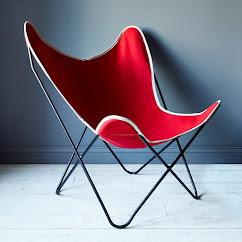 Steel Sling Chair
