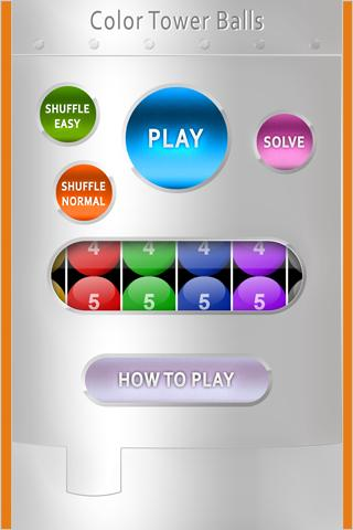 Color Tower Balls - screenshot