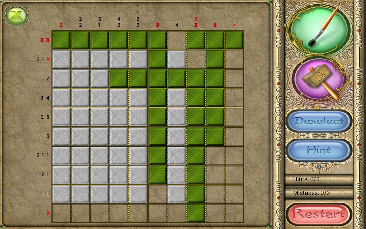 FlipPix Jigsaw - Living Color- screenshot