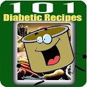 101 Diabetic Recipes logo