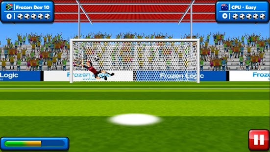 [Soccer Penalty Kicks] Screenshot 2