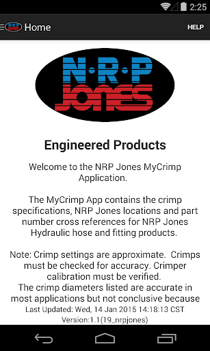 MyCrimp - NRP Jones