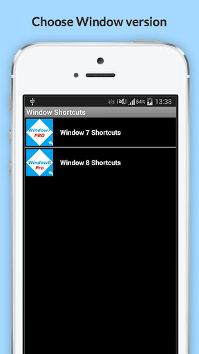 Shortcuts MS Window for PRO