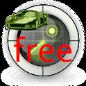 Car Radar Free the CarFinder icon