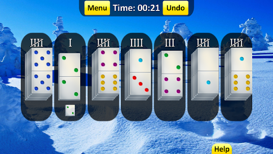 Domino Solitaire - screenshot thumbnail