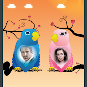 Love birds Live Wallpaper Free