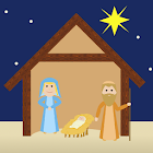 Nativity Advent 2018 icon