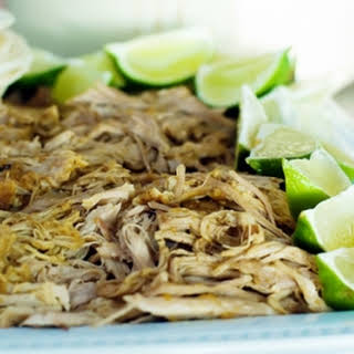 Cynthia's Spicy Shredded Pork.