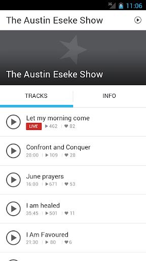 The Austin Eseke Show