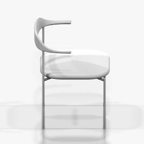 椅子 模型
