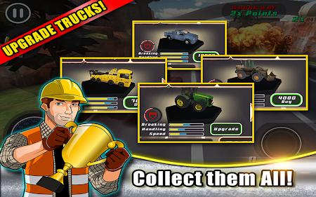Big Truck Driving 3D Free Game 1.9 screenshot 96130