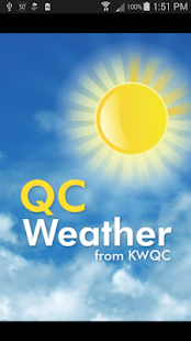 QCWeather by KWQC- screenshot thumbnail