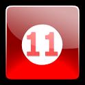 Danish Calendar 2012-2013 icon