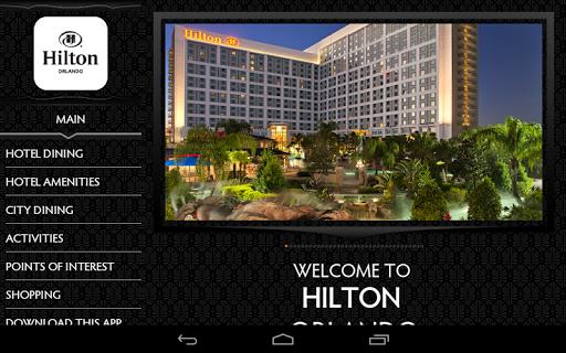 Hilton Orlando Hotel