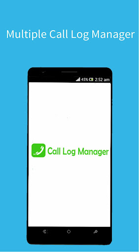 Multiple Call Log Manager