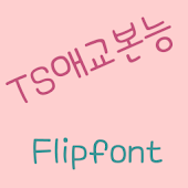 TScharming™ Korean Flipfont