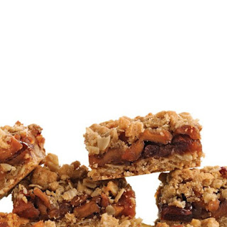 Apple-Cherry Crumble Bars