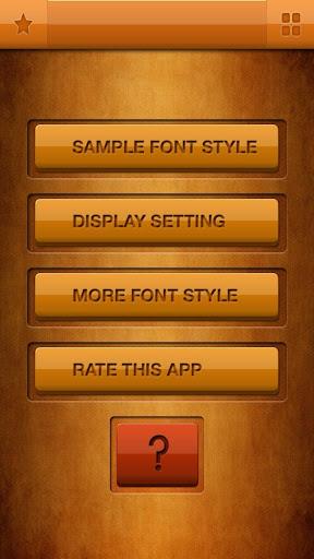 Grunge Font Style Free