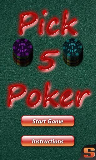 Pick 5 Poker