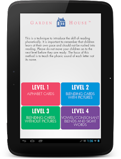 Garden House Little Readers- screenshot thumbnail