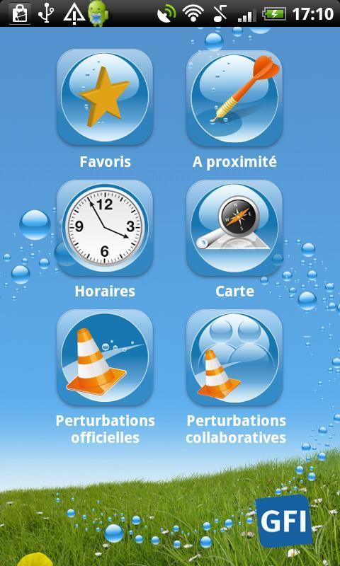 Tout Rennes Bouge- screenshot
