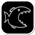 Chalky Fish Free icon