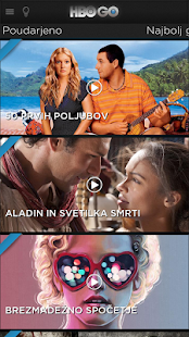 HBO GO Slovenia- screenshot thumbnail