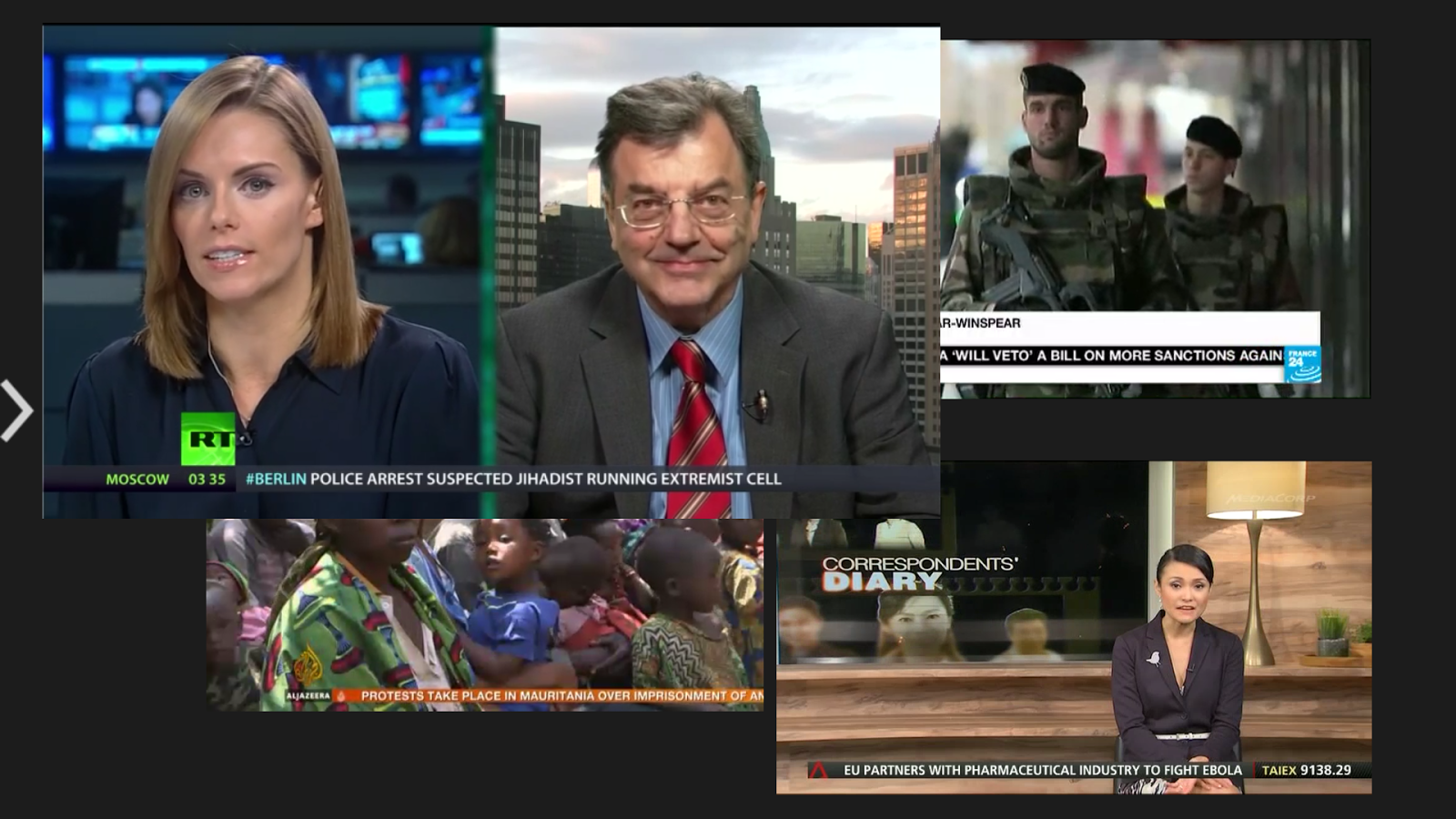 World News Live24- screenshot
