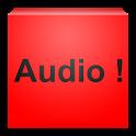 Voodoo Audio measurement play icon