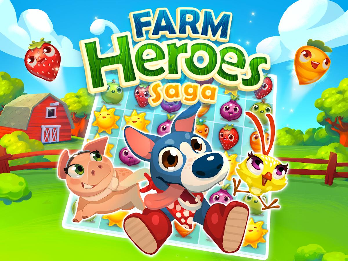 play farm heros