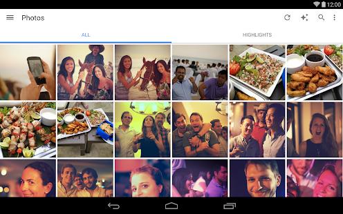 Google+ Screenshot 7