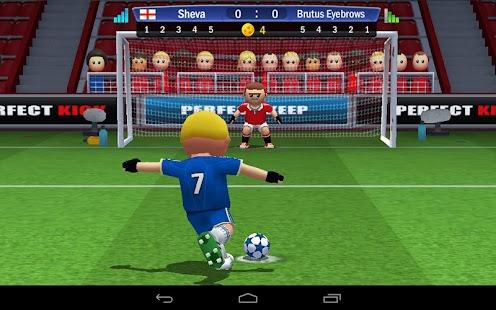 Perfect Kick! - screenshot thumbnail