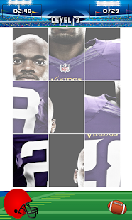 American Football Puzzle - screenshot thumbnail
