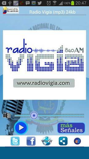 Radio Vigía Voz de la Policía
