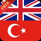 Offline English Turkish Dictionary icon