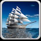帆船动态壁纸 icon