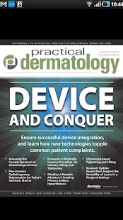 Practical Dermatology screenshot