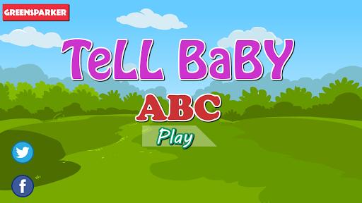 Tell Baby ABC