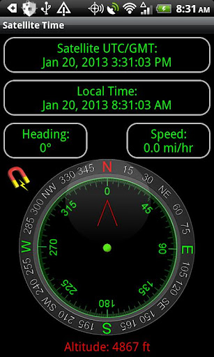 Satellite Check Android App Free Apk By Ds Software