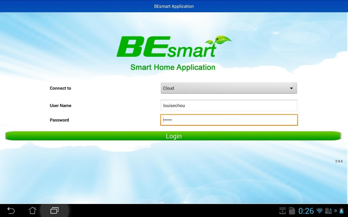 BEsmart - screenshot