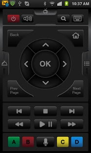 WD TV Remote - screenshot thumbnail